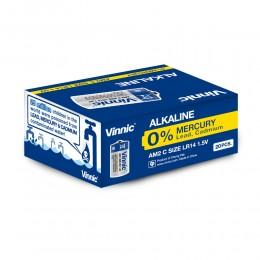 高性能鹼性電池 C  (無水銀) (20粒盒裝)