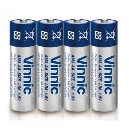 高性能鹼性電池 AA  (無水銀) (4粒環保裝) x 5