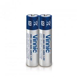 高性能鹼性電池 AAA  (無水銀) (2粒環保裝) x 10