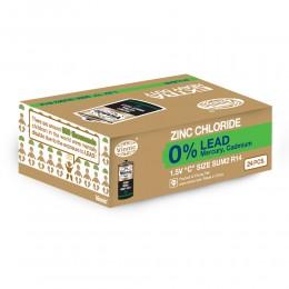 強效碳性電池 C (無鉛) (24粒盒裝)