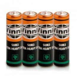 強效碳性電池 AA (無鉛) (4粒環保裝) x 10